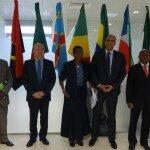Diplomates de l'Ambassade Française – Jan 2016