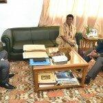 Reunión con el Presidente del CM Nov 2015